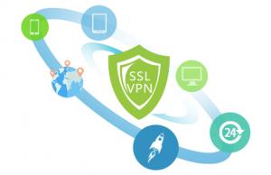 深信服VPN-1000-A400二合一VPN防火墙